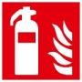 Symbol Feuerlöscher ISO 7010